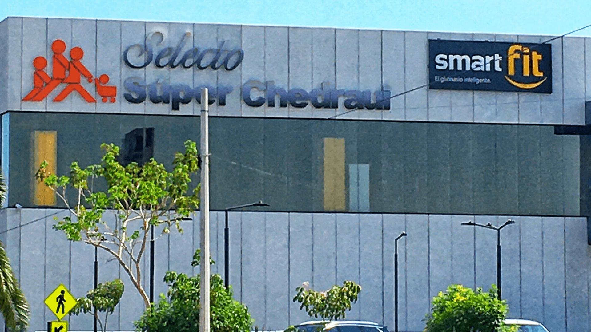 Selecto Super Chedraui in Merida Mexico