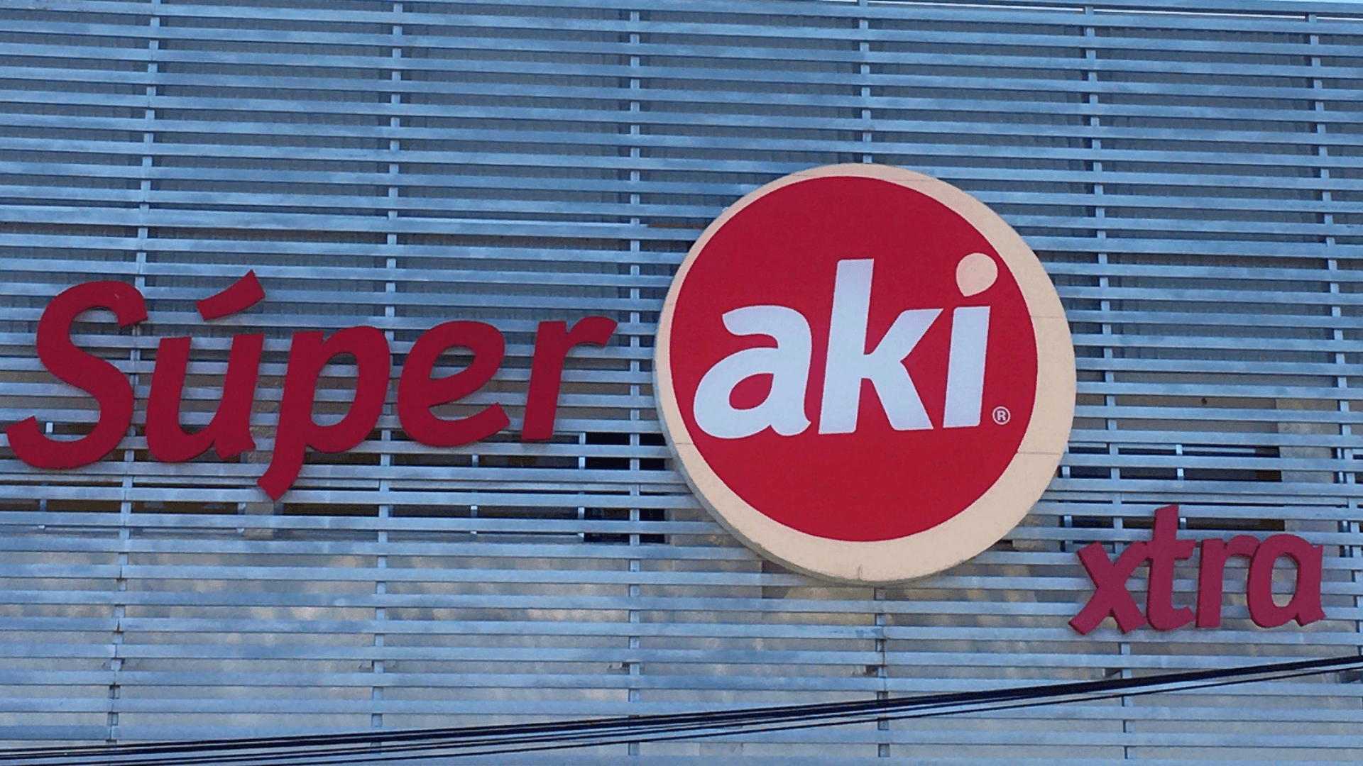 Super Aki grocery stores in Mérida Mexico