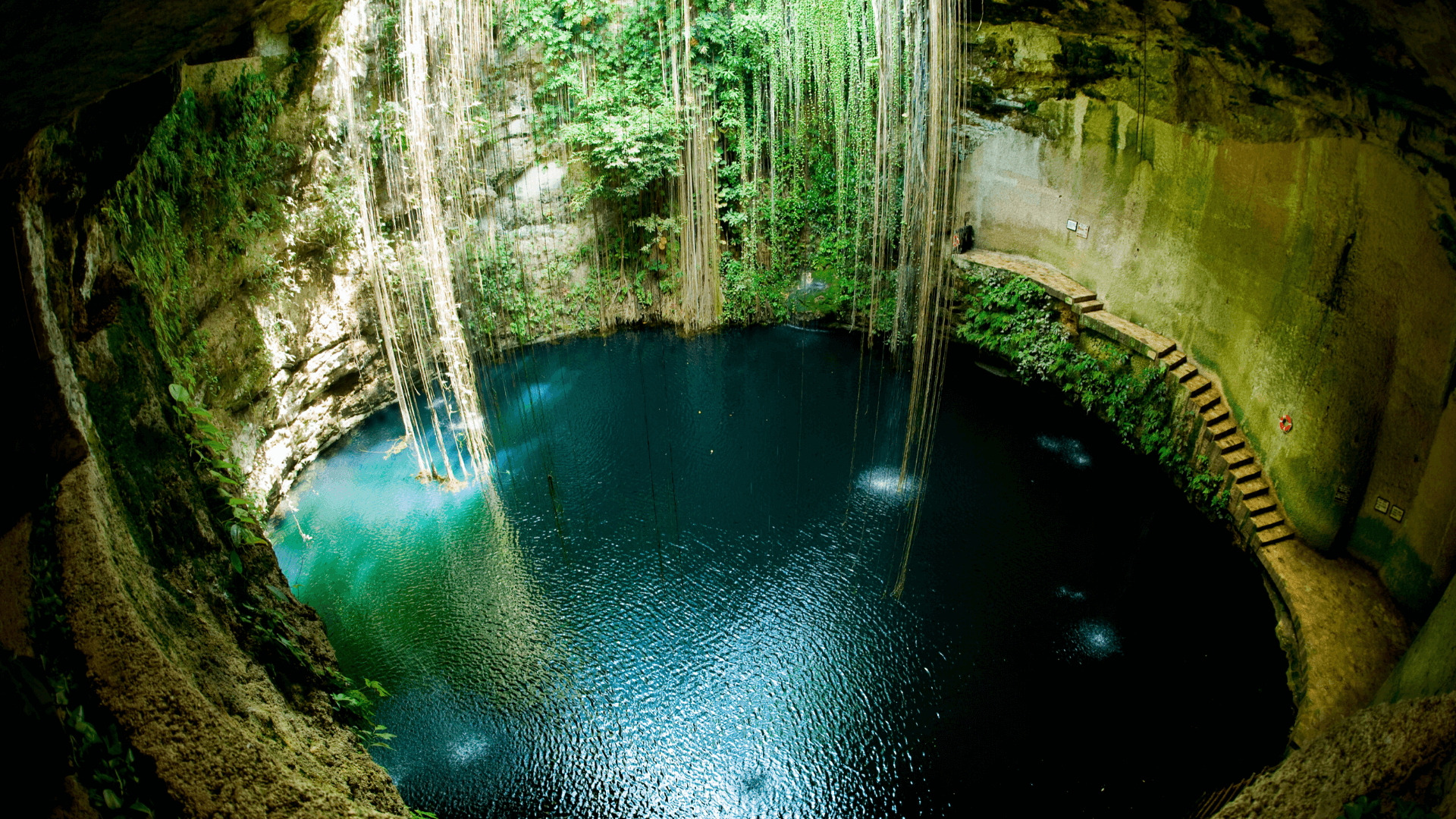 what is a cenote?